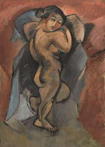Georges_Braque,_1908,_Baigneuse_(Le_Grand_Nu,_Large_Nude