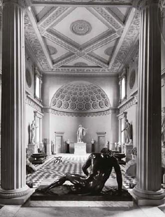 Robert Adam, Entrance Hall, Syon