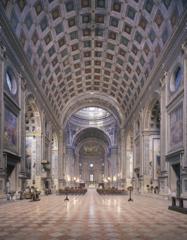 Alberti, Sant'Andrea interior