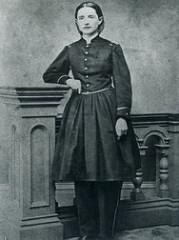 Amelia Bloomer-1850 - 1870