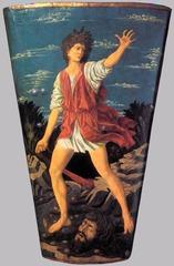 Andrea del Castagno (1423-1457) David c.1450-1457