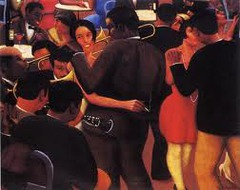 Archibald Motley Jr Blues