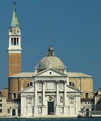 Artist: Andrea Palladio Title: west facade of San Giorgio Maggiore Place: Venice, Italy Time: 1500