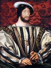 Artist: Jean Clouet Title: Francis I Place: France Time: 1530