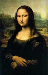 Artist: Leonardo da Vinci Title: Mona Lisa Time: 1500