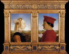 Artist: Piero della Francesca  Title: