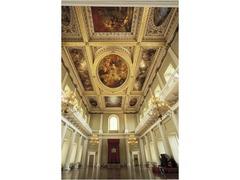 Banqueting House, 1619-1622, I. Jones, Whitehall Palace, London, England. - Static architecture