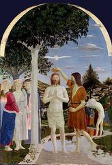 Baptism. della Francesca.