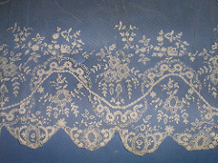 Blonde Lace-18th Century