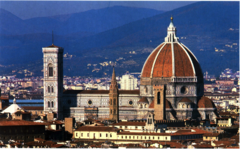 Brunelleschi, dome on the Duomo