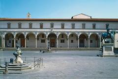 Brunelleschi, Ospedale degli Innocenti