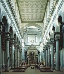 Brunelleschi- S. Spirito