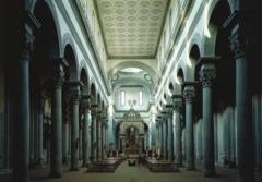 Brunelleschi, Santo Spirito