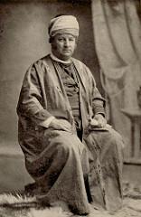 Burnoose-1870 - 1890