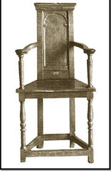 caquetoire chair