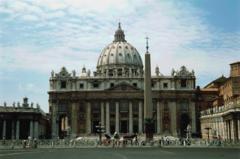 Carlo Maderno. Italian. Façade of St. Peter's Basilica, Rome. 1606—12. Baroque. Carlo Maderno. Italian. Façade of St. Peter's Basilica, Rome. 1606—12. Baroque.