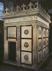 Chapel of Holy Sepulchre in S. Pancrazio (1458)