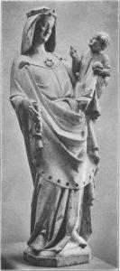 child-statue