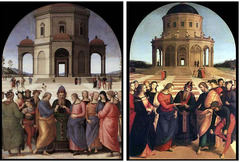 Comparative Analysis of Two versions of The Marriage of Virgin Mary