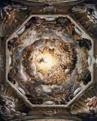 Correggio, Assumption of the Virgin; 1530