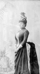Cuirass Bodice-1870 - 1890