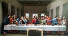 Da Vinci, The Last Supper