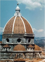 Dome of Florence Cathedral Brunelleschi Region of Florence