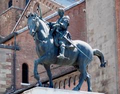 Donatello (1386-1466)  Gattamelata Padua, 1445-1450