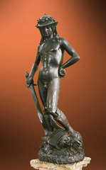 Donatello (1386-1466) David, early 1420s-60s