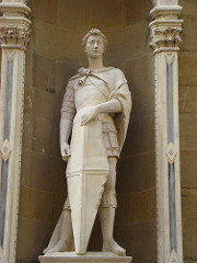 Donatello St.George 1410-15 marble