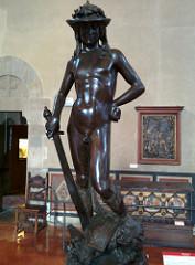 Donatello's Saint Mark