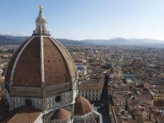 Duomo, Florence 1419-24. Brunelleschi