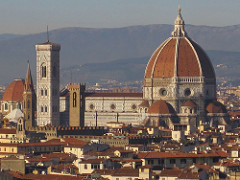 Duomo/ Florence Cathedral (1420-1436)