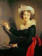 Elisabeth Louise Vigee-Lebrun, Self- Portrait