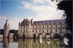 French Reniassance. Chateau de chanonceaux.