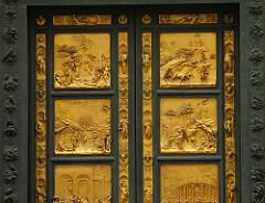 Gates of Paradise. Ghiberti