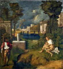 Giorgione, The Tempest; 1505