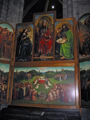 H. & J. van Eyck, Ghent Altarpiece