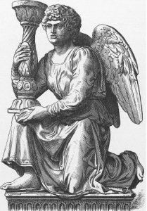 MICHELANGELO'S ANGEL