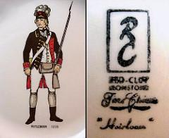Hessians-1800 - 1820