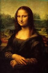 Identify artwork created by Leonardo daVinci.