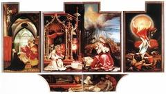 Isenheim Altarpiece (second view)