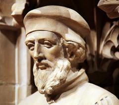 Jan Huss and John Wycliffe