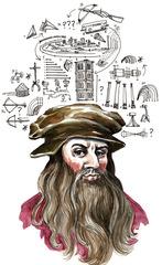 Leonardo da Vinci died on May 2, 1519.