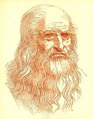 Leonardo da Vinci was a genius.