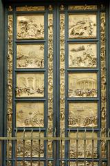 Lorenzo Ghiberti (1381-1455) East Doors of the Florence Baptistry (1425-1452)