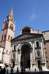 Mantua became an important art center under