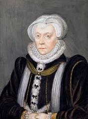 Mary Stuart cap-renaissance