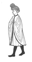 Men: 1400-1450 Doublet and hose