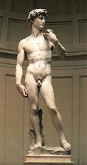 Michelangelo  David 1501-1504